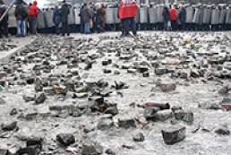 МВД: В результате столкновений на Грушевского погибли два человека