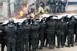 «Беркут» зачистив вулицю Грушевського від учасників протесту