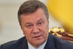 Янукович призвал оппозицию сесть за стол переговоров