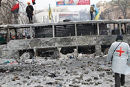 По фактам гибели двух людей в центре Киева открыты уголовные производства