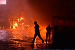 Милиция задержала более 70 протестующих на Грушевского