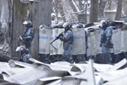 Количество пострадавших в центре Киева правоохранителей превысило 250