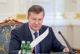Президент: Для припинення конфлікту влада застосує всі законні методи