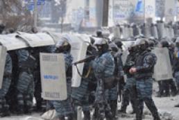 МВД требует освободить захваченных на Майдане милиционеров