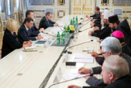 Совет церквей готов стать посредником в переговорах между властью и оппозицией