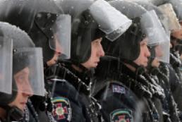 МВД: Правоохранителей в Украинском доме хотели взять в плен