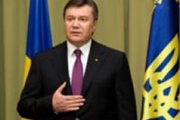 Президент запевнив генсека ООН у мирному вирішенні ситуації в Україні