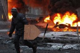 49 задержанных на Грушевского взяли под арест
