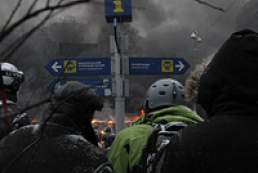 Милиция до сих пор ищет свидетелей убийств на Грушевского