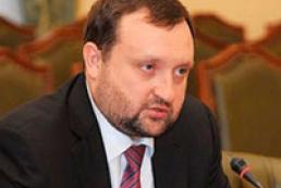 Янукович поручил Арбузову исполнять обязанности премьера