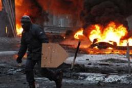 В КГГА оценили убытки от акций на Грушевского в 24 миллиона