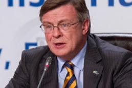 Київ закликав іноземні держави рішуче засудити дії радикалів