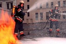 ДСНС: Унаслідок пожежі на Липській загинула людина