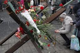 Массовые акции в центре Киева. Хроника событий