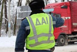З 19 лютого рух транспорту в сторону Києва обмежили