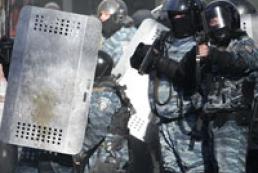 В милиции заявляют о девяти погибших во время столкновений в Киеве