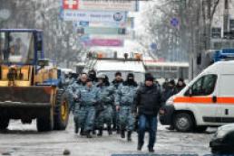 В столкновениях в Киеве погибли 25 человек