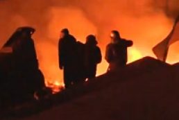 Количество жертв столкновений в Киеве достигло 28 человек