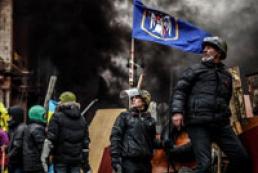 Противостояние в центре Киева возобновилось