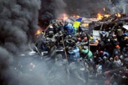 В столкновениях в Киеве погибли уже 35 человек