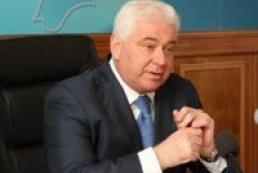 Председатель Киевской ОГА написал заявление об увольнении