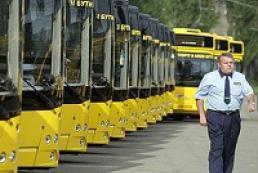 Киевляне смогут следить за городским транспортом с помощью смартфонов
