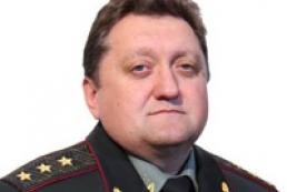 Турчинов уволил Кулика с поста начальника Управления госохраны