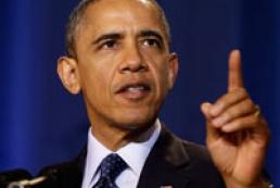 Обама призвал уважать суверенитет Украины