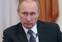 Путин предложил Совету Федерации использовать армию в Украине