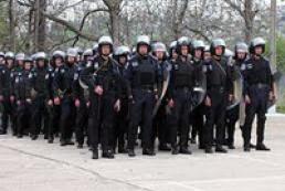 Внутренние войска МВД Украины переведены на усиленный вариант несения службы