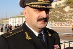 Командующим ВМС Украины назначен контр-адмирал Гайдук