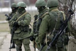 Российские военные прорвались в Украину через Керченскую переправу