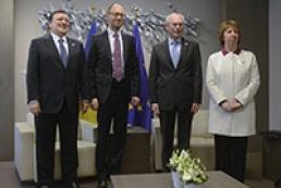 Яценюк: Конфликт Украины с Россией - общая ответственностью всей Европы