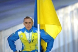 В знак протеста на открытии Паралимпиады в Сочи присутствовал только один украинский спортсмен