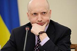 Турчинов просит Раду поддержать идею создания Национальной гвардии