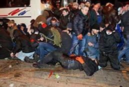 Аваков: У Донецьку затримано чотирьох організаторів сутичок