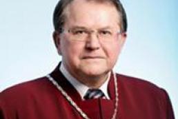 Избран новый председатель Конституционного суда