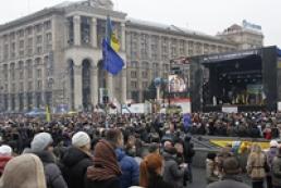 В СЭС обеспокоены эпидемиологической ситуацией на Майдане
