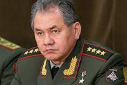 Шойгу доручив забезпечити виведення з Криму підрозділу ПДВ ЗСУ