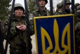 РНБО доручила Міноборони передислокувати військових з Криму