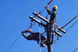 Подача електроенергії у Крим відновлена в повному обсязі