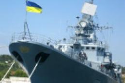 Украина сохраняет контроль над десятью кораблями ВМС