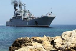 РФ значно посилила свою військову присутність в Чорному та Азовському морях