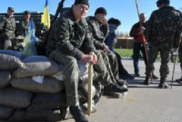 Міноборони: З Криму вже виведено близько 400 українських військовослужбовців