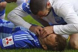 Футболист «Днепра» спас жизнь Гусеву