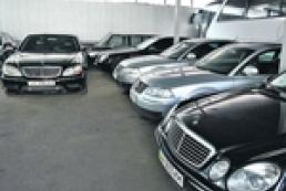 Распродажа вип-гаража: Какие машины продаст Кабмин