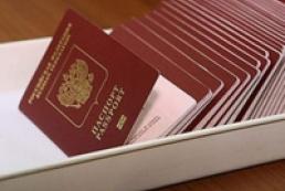 В Крыму введут электронные очереди на получение паспортов РФ