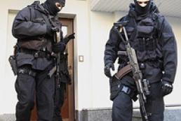 Спецназ освободил здание СБУ в Донецке