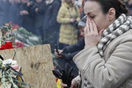 Кількість жертв сутичок в Україні зросла до 104 осіб