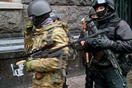 МВД: В Кабмине 20 февраля присутствовали снайперы «Сокола»